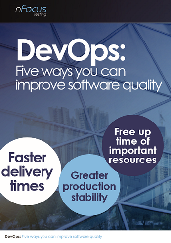 DevOps: Five ways you can improve software quality