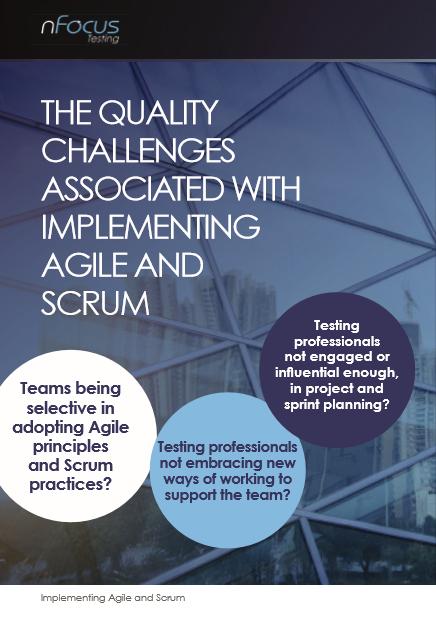 Agile vs Scrum White Paper